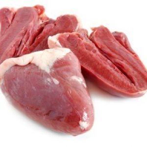 Lamb Heart羊心 per lb