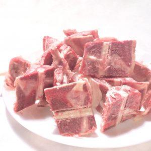 Lamb Back Bone羊蝎子 per lb