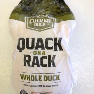 Duck Whole  (Head & Feet Off) 鸭子 per pc