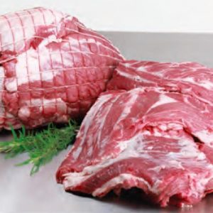 Lamb Shoulder Meat Boneless 羊肩肉 per lb