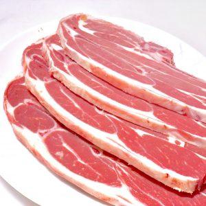 Lamb Shoulder Chop 羊肩扒 per lb