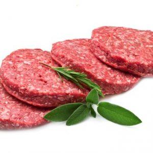 Ground Beef/Burger Patty 铰牛肉 per lb