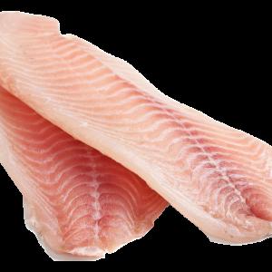 Swai Fish Fillet 10 above 龙利鱼片 Per lb