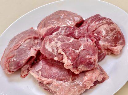 Pork Cheek Meat